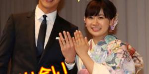結婚おめでとう!国民的アイドル 卓球の愛ちゃん
