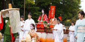 京都 秋を彩る「時代祭」