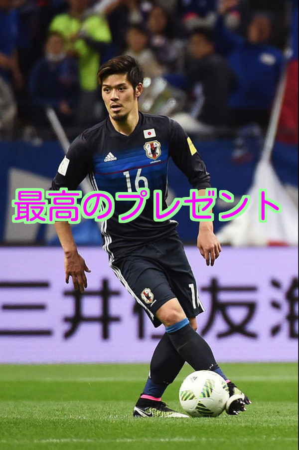 日本代表山口蛍、最高のバースデープレゼントで日本を救う