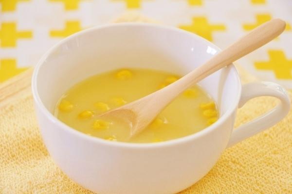 朝スープはこんなに大切だったのね!ダイエット効果も期待できるって良いね!