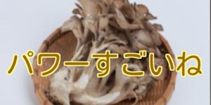 今「舞茸ダイエット」が凄い!