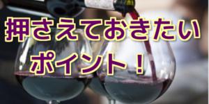 【必見】正しいワインのテイスティングの方法
