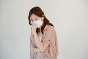女性マスク
