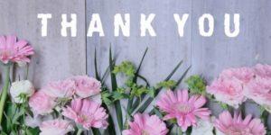 「ありがとう」の言葉の回数で奇跡は起こるのか?