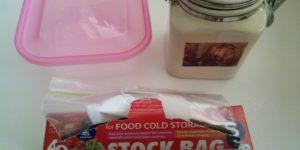 微生物が原因?ただ冷凍庫に入れるだけじゃダメなのね!