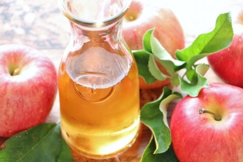 リンゴ酢のパワー知ってる?